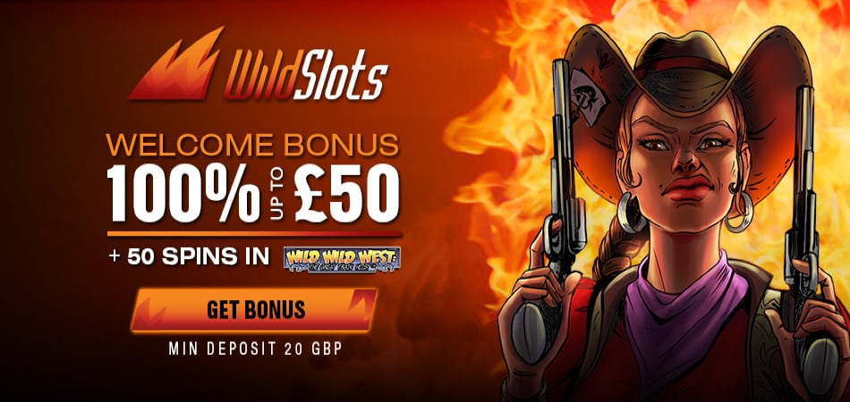 Wild Slots Casino Free Spins bonus offer