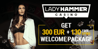 lady hammer free spins