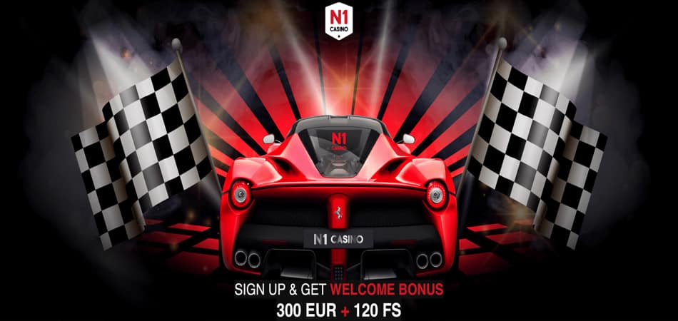N1 Casino free spins offer