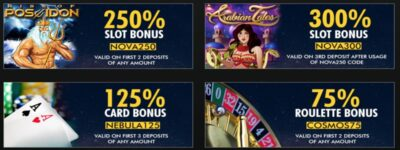 supernova casino bonus codes