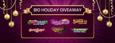 big holiday giveaway with netent 748x281 1