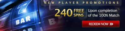 240 free spins offer 24vip