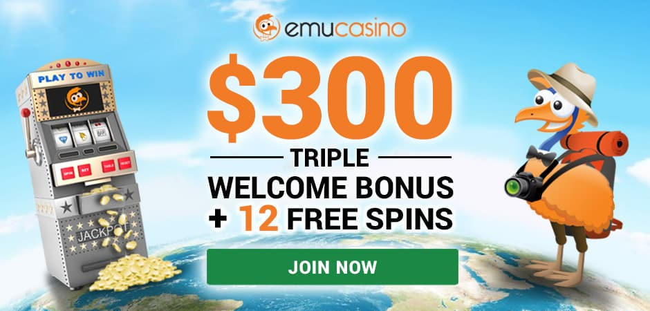 emu casino no deposit