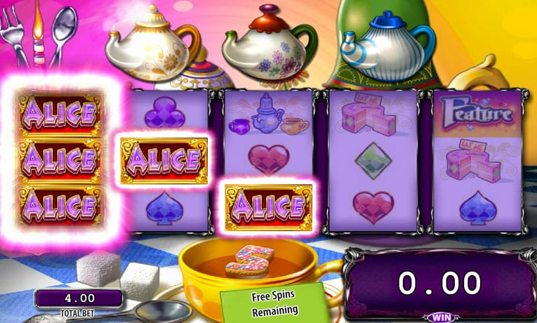 Alice: The Mad Tea Party