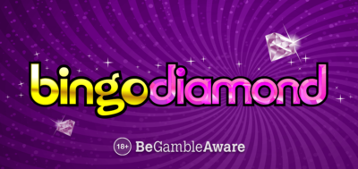 Bingo Diamond welcome bonus