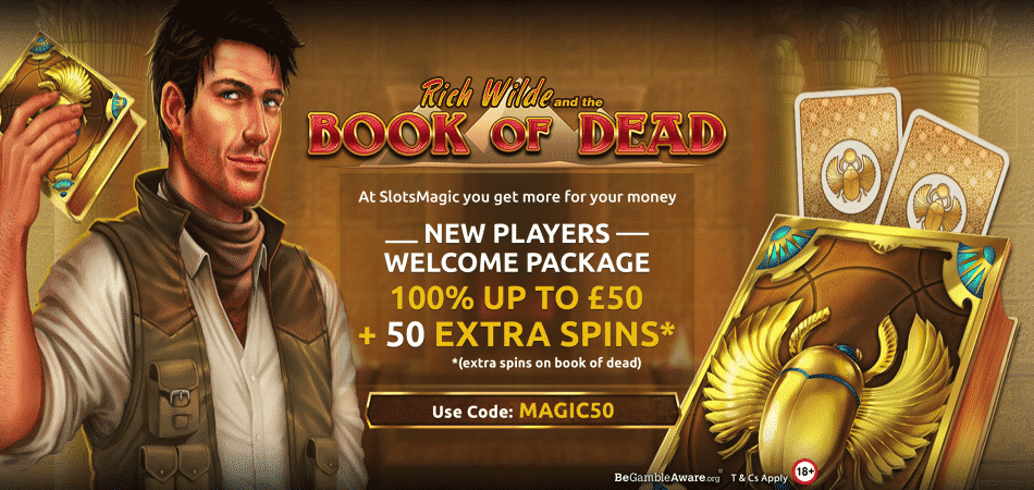 Slots Magic casino bonus codes