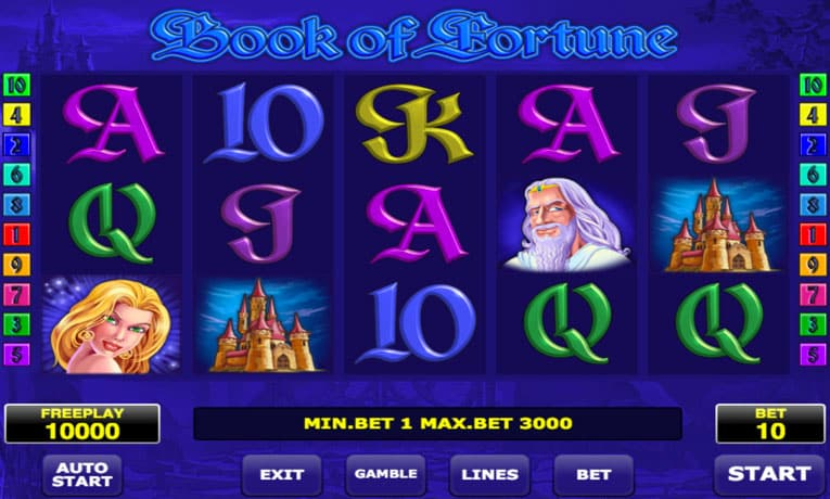 Book of Fortune