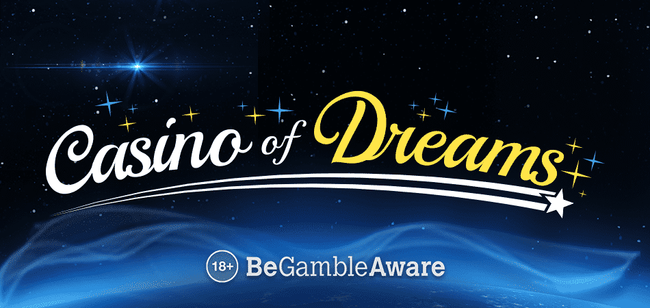 Casino of Dreams welcome offer