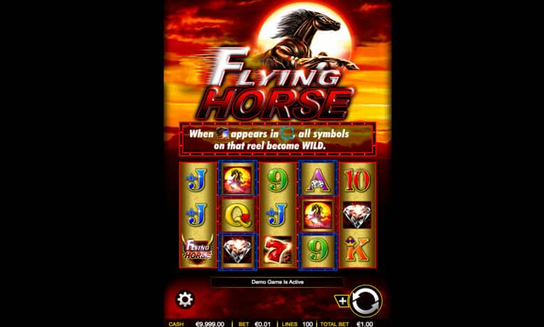 flying horse slot game