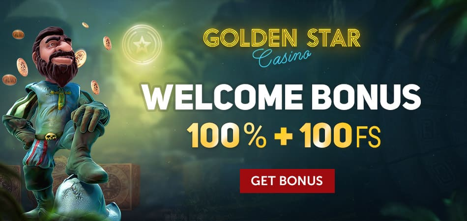 Bonusové kódy Golden Star Casino