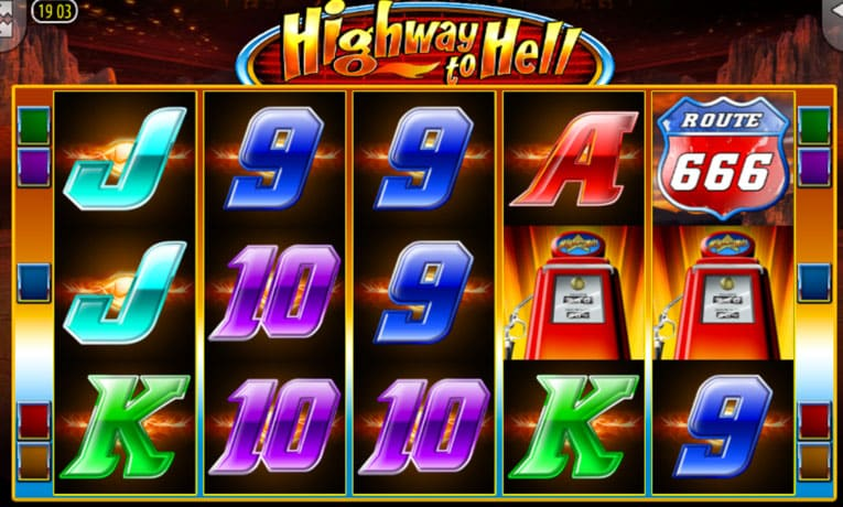 Spiele Highway To Hell Deluxe - Video Slots Online