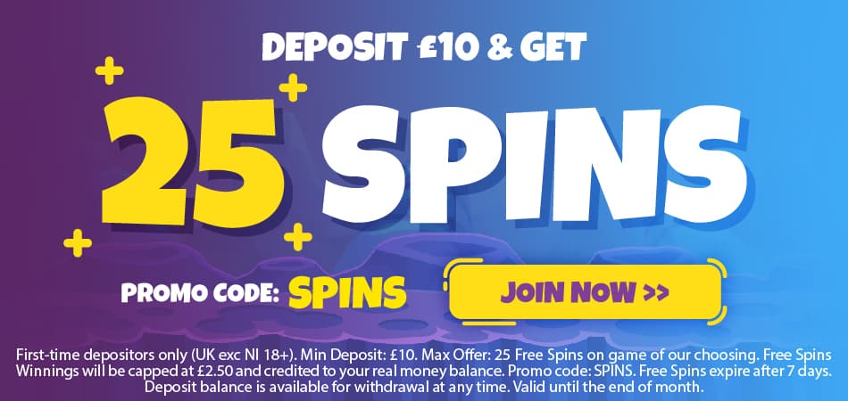 Kozmo Casino free spins offer