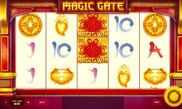 Magic Gate