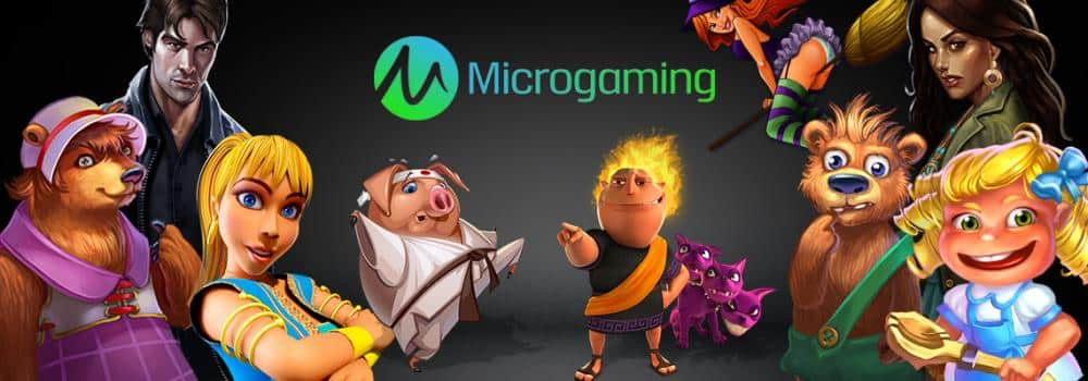 Top Microgaming Casinos and Video Slots Games