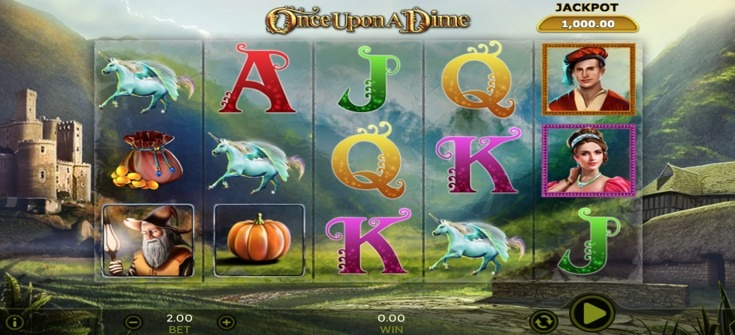 Once Upon Dime