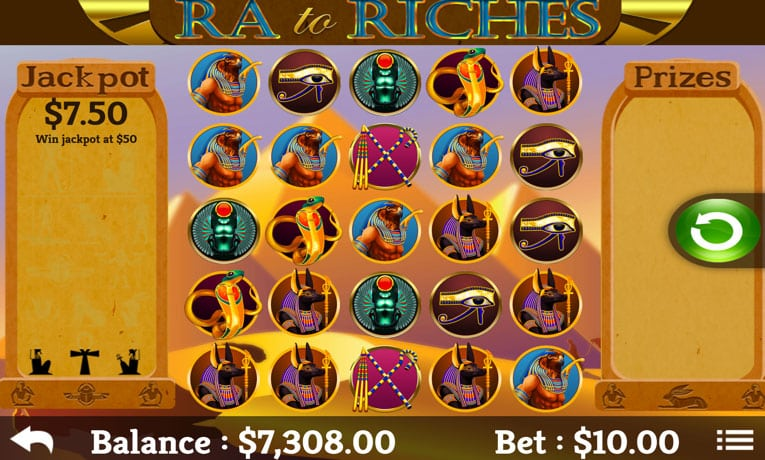 Ra To Riches