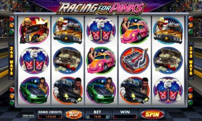 Racing for Pink$