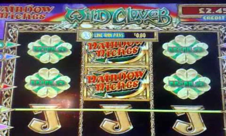 Rainbow Riches Wild Clover