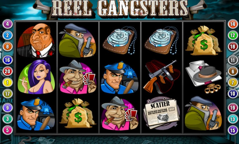 Gangster Reel