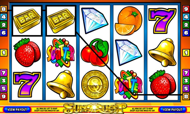 Spiele Sun Quest - Video Slots Online