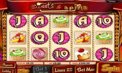 Sweets and Spins