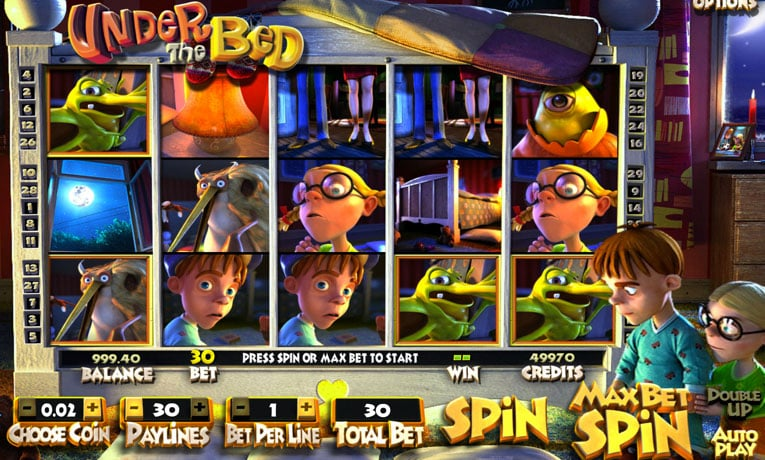 Spiele Under The Bed - Video Slots Online