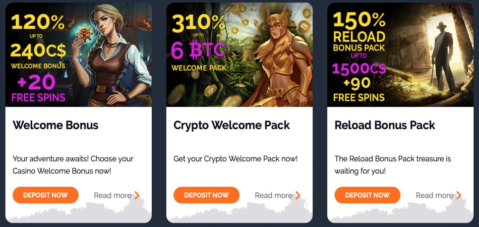 Monte Cryptos bitcoin offer