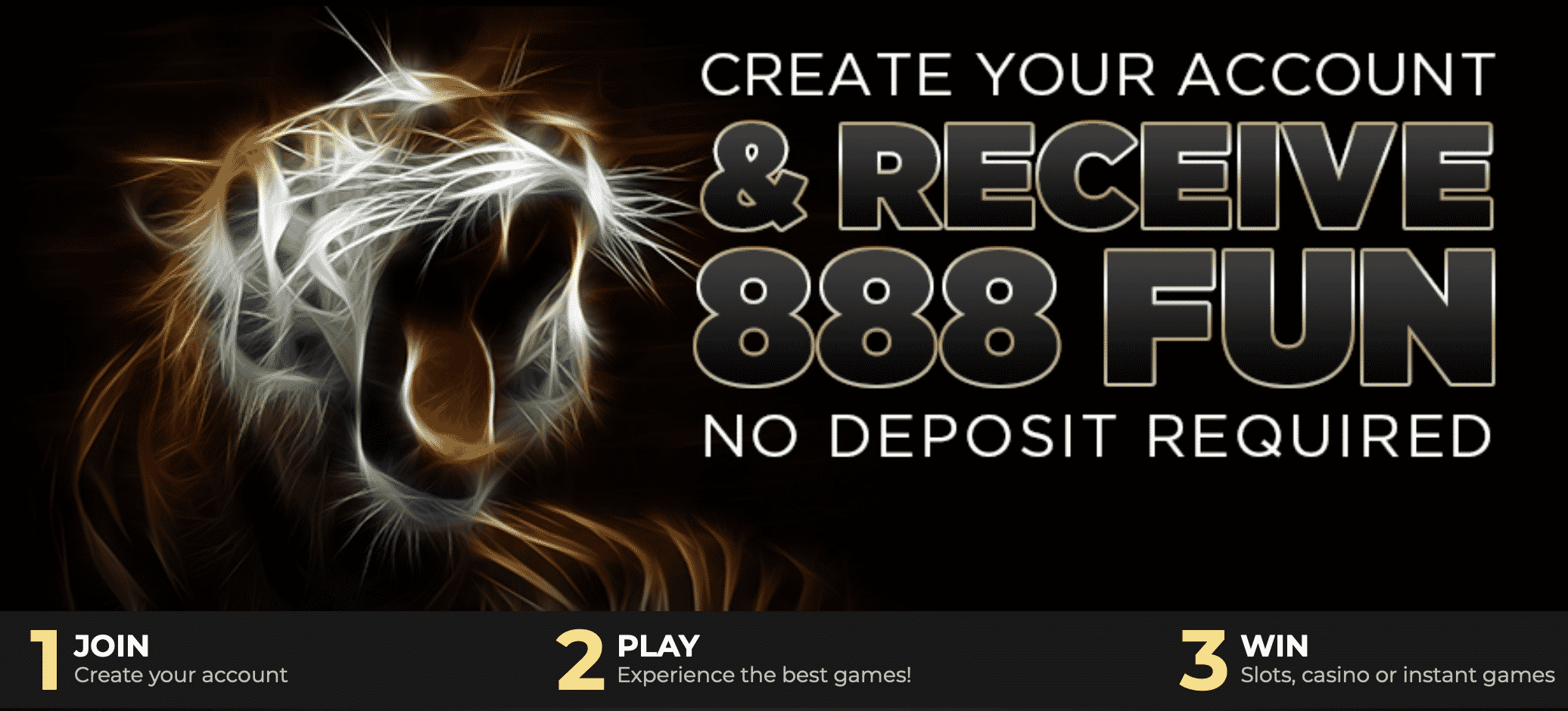 King Tiger Casino no deposit bonus