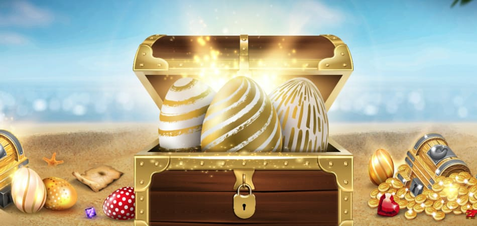 Next Casino – Mystery bonus Hunt – Easter 2020
