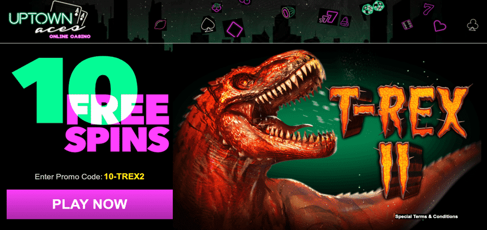 Spiele T-Rex 2 - Video Slots Online