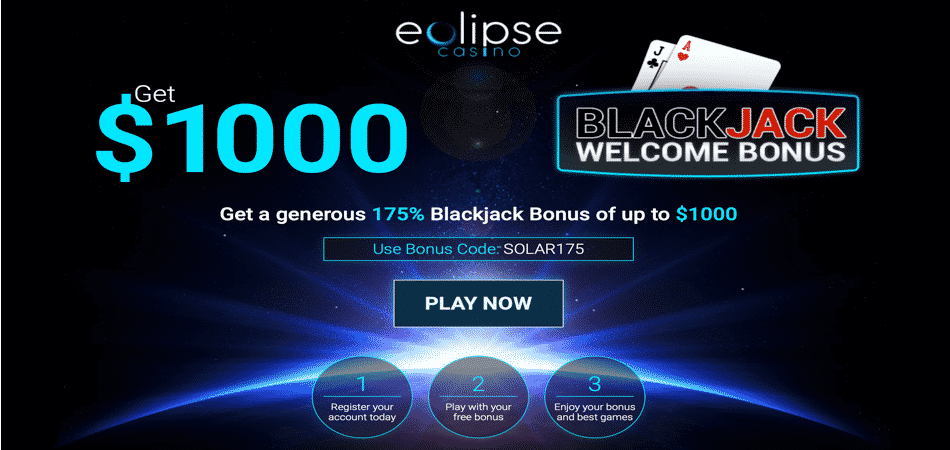 Blackjack bonus code Supernova Casino