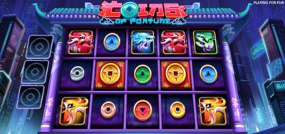 Coins of Fortune slot game