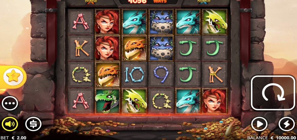 Dragon Tribe slot game