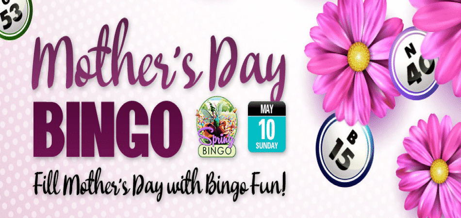 CyberBingo's Mother's Day BINGO Tourney