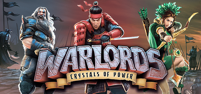 Casino Bonus - Warlords: Crystals of Power Slots - 2020