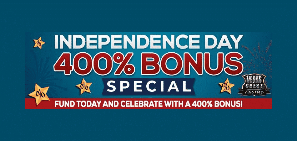 independence day casino special