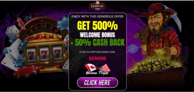hoge land casino stortingsbonuscode
