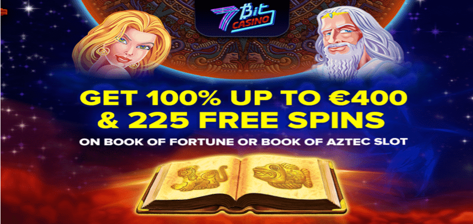 book of fortune free spins at 7bit casino