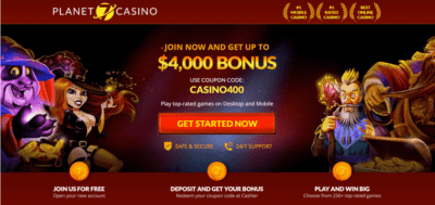 deposit 30 and claim 400% bonus