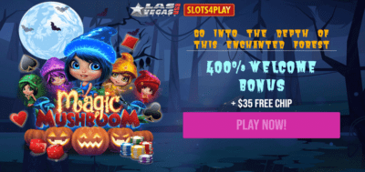 codice bonus chip gratuito slot magic mushroom