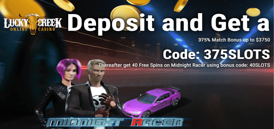 midnight race bonus code