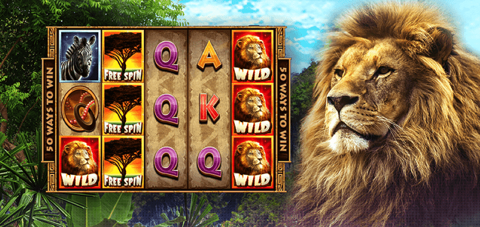 Animal and Nature Slots