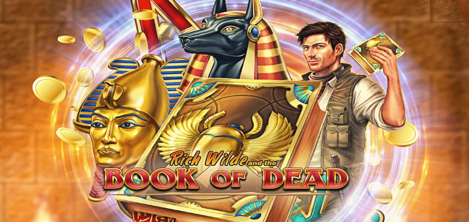 book of dead real money