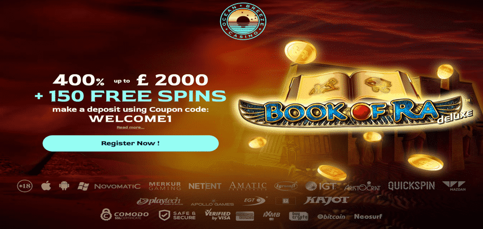 book of ra free spins bonus offer