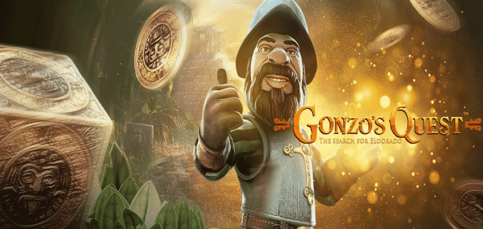 gonzo's quest real money