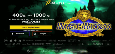 magic mirror bonus offer