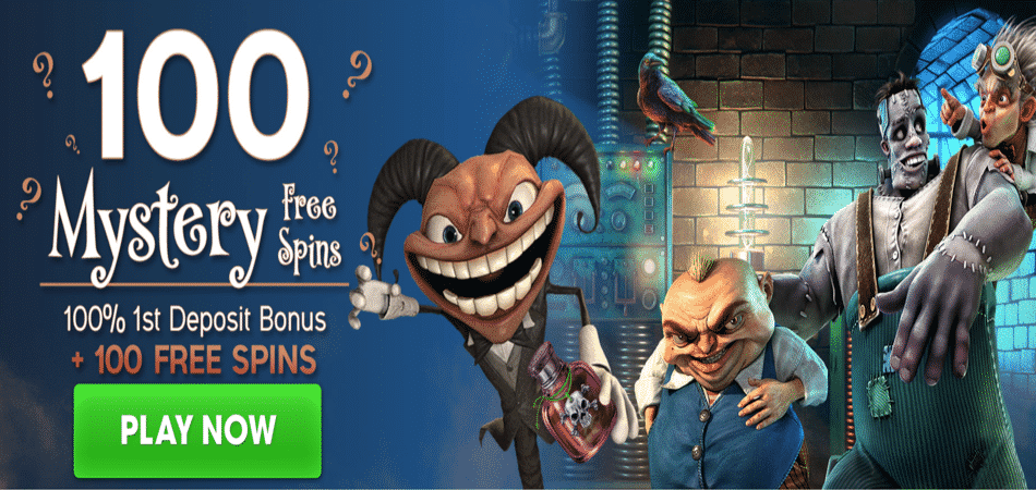 monster slots halloween bonus