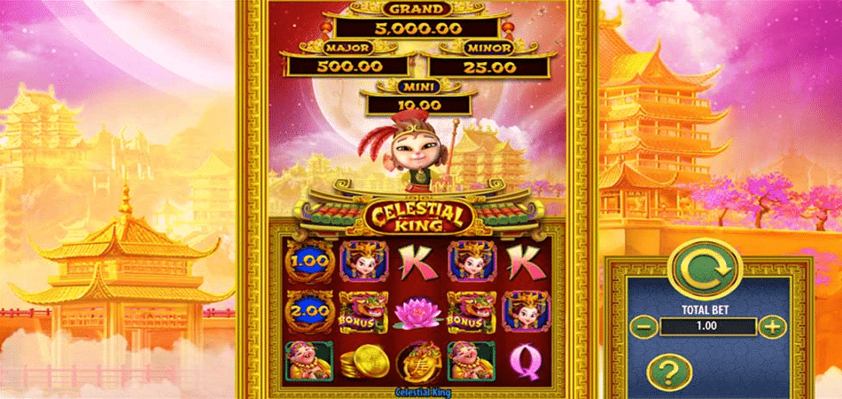 Oriental and Asian Slots