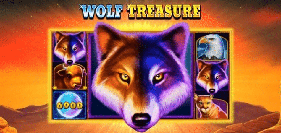 wolf treasure real money