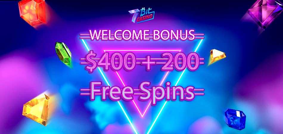7bit bonus offer new players